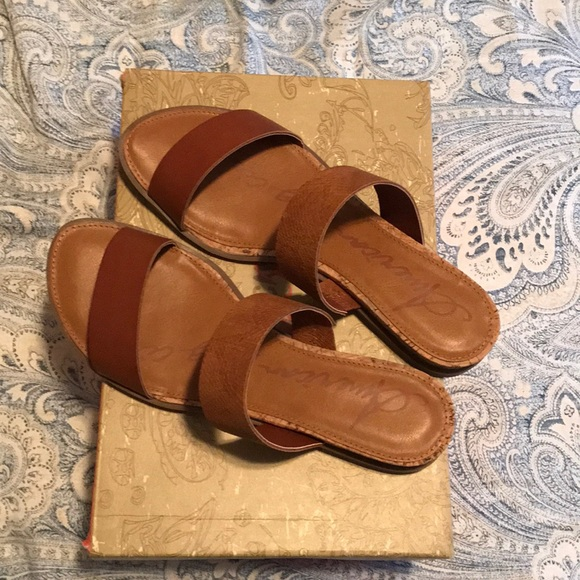 141677ab08e American Rag Shoes - American Rag Eastern Slide Sandals